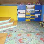 Kolorowe i przestronne sale...