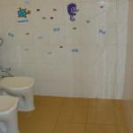 Toaleta starszaków...