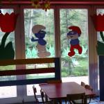 Przytulne i wyposażone sale,sprzyjające rozwojowi dziecka...